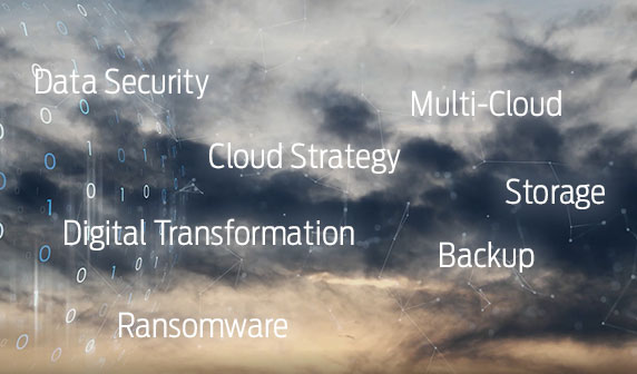 Cloud strategy, data security, digital transformation, Multi-cloud backup
