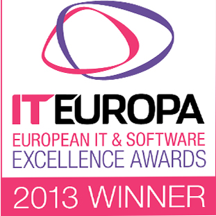 Årets SaaS - winner of European IT award