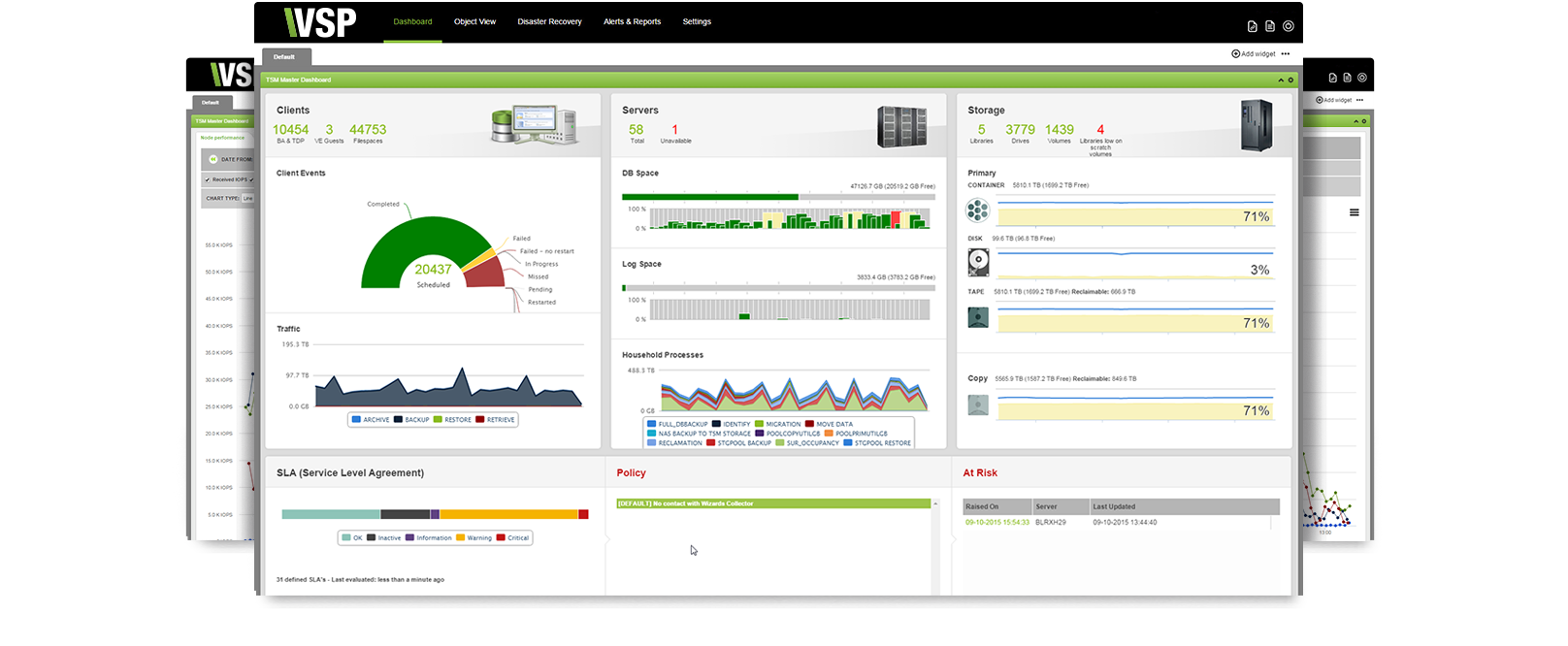 Award-winning Monitoring Software WSP